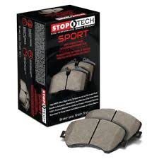 porsche boxster brake pads brake pads shoes for porsche boxster ebay