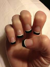 french tip nail designs for short nails nail designs pinterest