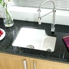 How To Clean White Porcelain Kitchen Sink White Porcelain Kitchen Sink Isidor Me