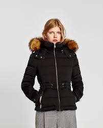 zara winter 2017 best new puffer jacket coats shop now