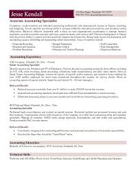 Resume Junior Accountant Accountant Resumes Property Accountant Resume Template Premium
