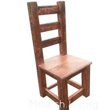 Reclaimed Wood Chairs Reclaimed Wood Dining Chairs Smovie Info