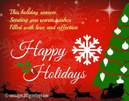 holiday greeting card messages for your boss best holiday 2017