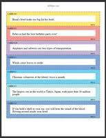 facts and opinions worksheets edhelper