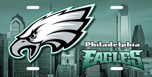 philadelphia eagles license plate license tag novelty license