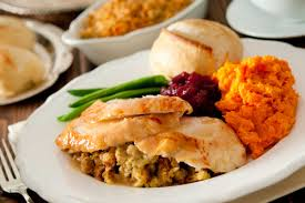typical thanksgiving menu healthy thanksgiving foods reader u0027s digest