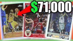 basketball cards worth money most expensive nba cards