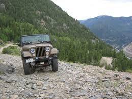 offroad jeep cj colorado off road adventure saxon mountain trail tflcar com