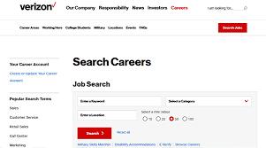 verizon wireless job application adobe pdf apply online