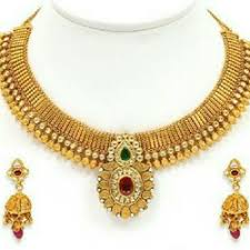 gold har set gold necklace set in mysore karnataka sone ka har set suppliers