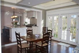 would an open kitchen floor plan work for you sarah blank