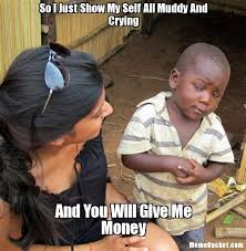 African Child Meme - skeptical african child meme trolls funny pictures