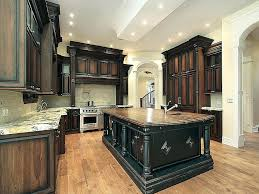 different color kitchen cabinets different colored kitchen cabinets faced