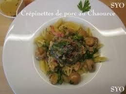 cuisiner des crepinettes crépinettes de porc au chaource du petit bistro de mamigoz recette