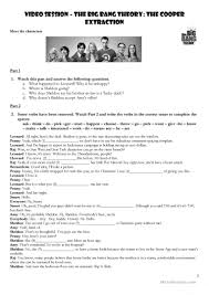 36 free esl theory worksheets