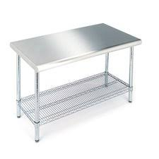 Modern Kitchen Islands Carts AllModern - Kitchen prep table stainless steel