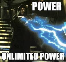 Unlimited Power Meme - power unlimited power misc quickmeme