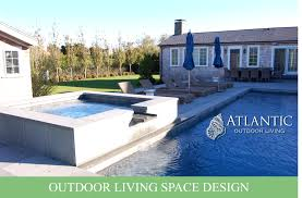 outdoor living space design by atlantic outdoor living