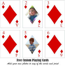 personalized deck of cards instadeck us