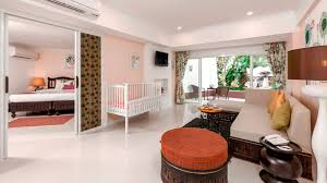 phuket karon family friendly hotel suite thavorn palm beach resort