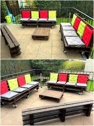 Pallet Patio Ideas Pallet Ideas Diy Pallet Wood Furniture Projects And Plans
