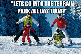 Skiing Meme - 37 funny snowboard memes whitelines snowboarding