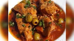 cuisine corse veau aux olives sauté de veau aux olives recette facile au cookeo recette par