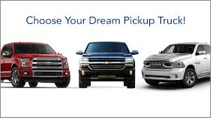truck ford win your dream pickup truck