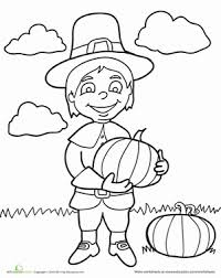 thanksgiving coloring 15 pages for little turkeys education com