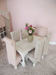 Shabby Chic Dollhouse by 70 Best Shabby Chic Miniatures Images On Pinterest Dollhouse