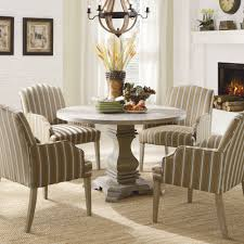 french country dining room tables dining room circle dining table with leaf with white round