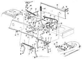 mtd montgomery ward mdl tmo 33939a 130 659g088 parts diagram for