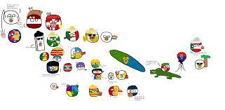 Map De Mexico by