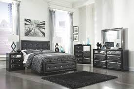alamadyre queen upholstered panel bed ashley furniture homestore