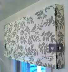 custom made to order box pleat valance using by easierthanithought