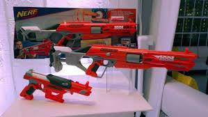 black friday nerf guns hasbro u0027s new accustrike nerf guns want you to be a sniper geek com