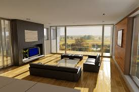 Living Room With Black Leather Furniture by 78 Stylish Modern Living Room Designs In Pictures You Have To See