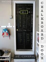 2 Door Garage Chalkboard Door Garage Entry East Coast Creative Blog