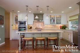 Taupe Cabinets Kitchen Style L Shaped Farmhouse Kitchen Off White Cabinets White
