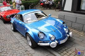 alpine a106 alpine a110 car classics