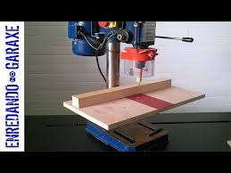 Drill Press Table How To Make A Drill Press Table Youtube