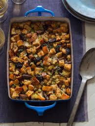 sausage stuffing recipes thanksgiving fig herb and sausage stuffing spoon fork bacon