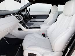 white land rover interior land rover range rover evoque 2011 picture 79 of 121