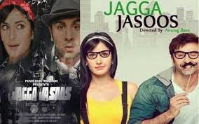jagga jasoos movie review and total box office collection of 1st