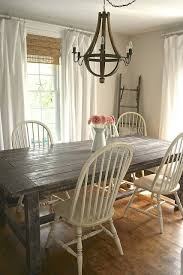 Curtain For Dining Room by 25 Best Dining Room Makeovers Ideas On Pinterest Tall Curtains