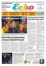 pattern maker byron bay the byron shire echo february 7 2018 by echo publications issuu