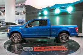 refreshed 2018 ford f 150 adds power stroke diesel more tech