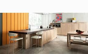 cuisine aragon cuisine design aragon maestro le chêne massif travaillé dans une