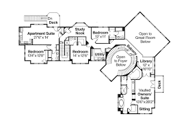 House Plans With Vaulted Great Room by Lodge Style House Plans Bentonville 30 275 Associated Designs