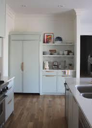 the kitchen plans in progress